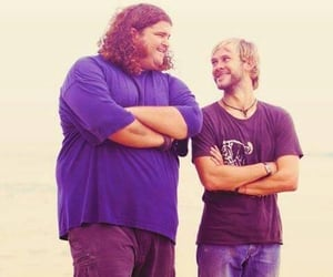 lost, hurley, and charlie pace image