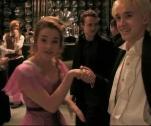 harry potter, dramione, and emma watson image
