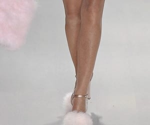 designer, haute couture, and pink image