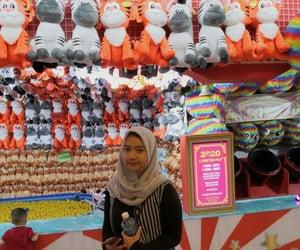 doll, hijab, and Malaysia image