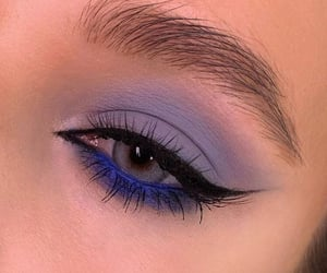 amazing, blue, and eye image