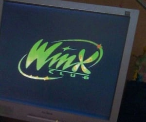 winx, aesthetic, and green image