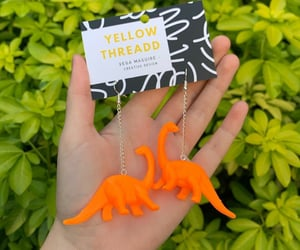 accessories, dinosaur, and cute image