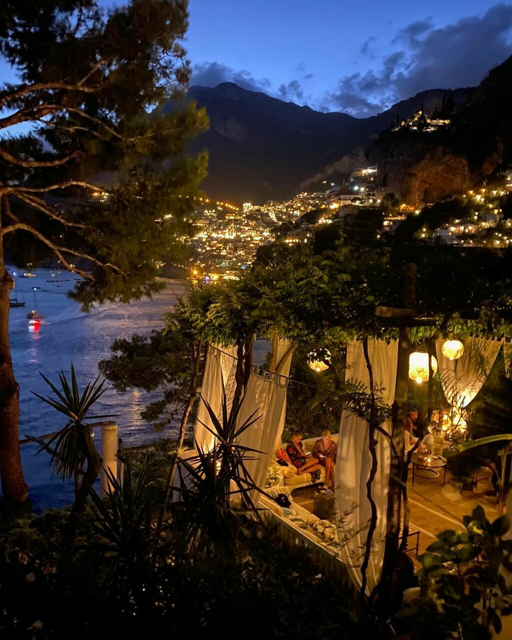 dreamy, italy, and view image