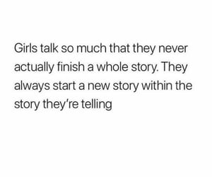 relatable, girl, and story image