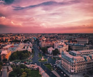 Arhitecture, bucharest, and cities image