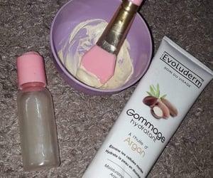 glam, makeup, and skin image