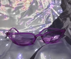 aesthetic, purple, and fashion image