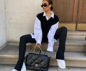 blogger, chanel, and chanel bag image