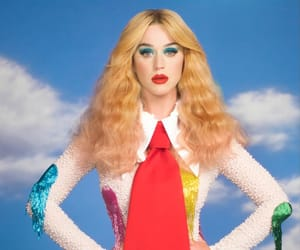 blue eyes, katy, and katy perry image