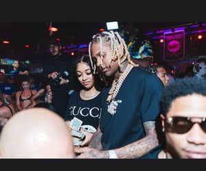 couple, india, and lil durk image