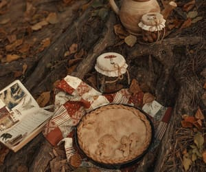 fall, autumn, and food image