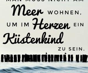 deutsch, ozean, and meer image