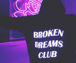 aesthetic, grunge, and neon image