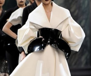 black, mode, and dior image