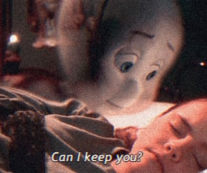 casper, movie, and ghost image