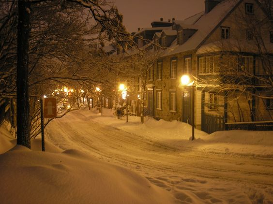 article, poem, and winter image