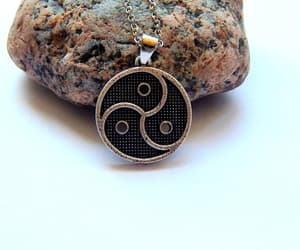 etsy, triskele jewelry, and triskelion bdsm image