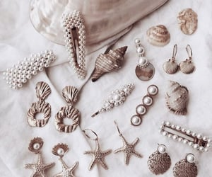 chic, jewerly, and earings image