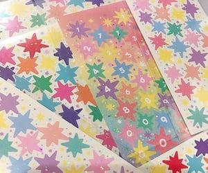 colorful, decorate, and kawaii image