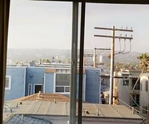 beach, beachfront, and california image