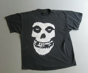 goth, Halloween, and misfits image