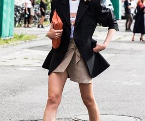 blazer, womenswear, and sandra semburg image