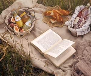 book, food, and gif image