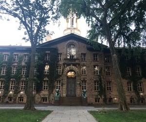 academia, autumn, and college image