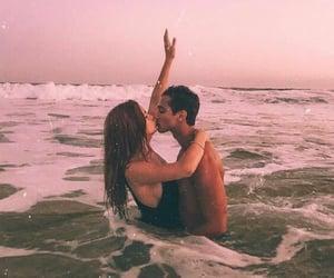 beach, casal, and kawaii image