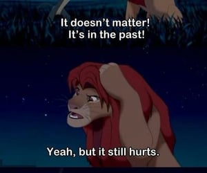 disney, life quotes, and lion king image