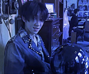 cyber, goth, and kpop image