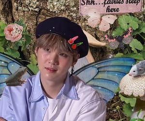bts, edit, and fairy image
