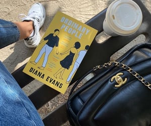 bag, book, and chanel image