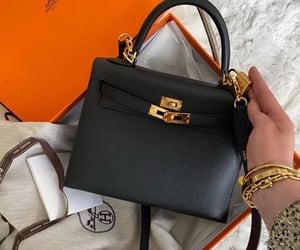 bag, Kelly, and fashion image