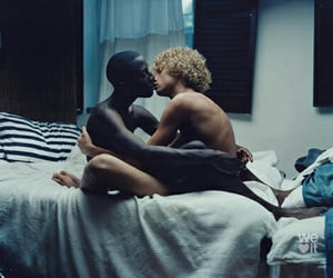 affection, beautiful, and black image
