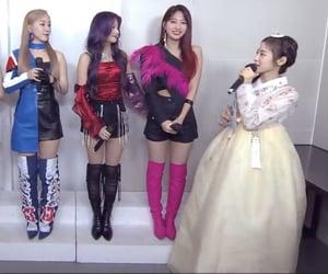 kpop, arin, and kim sihyeon image
