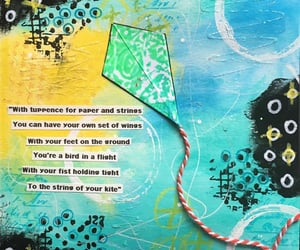 artwork, Collage, and mixedmedia image