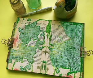 journal, journaling, and artjournal image