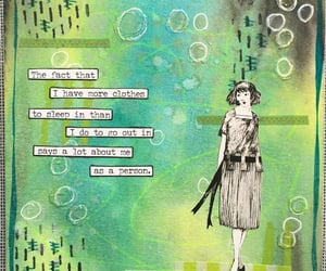 Collage, mixedmedia, and artjournaling image