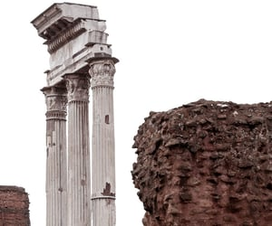 abandoned, history, and ruins image