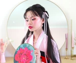 beauty, traditional, and princessmei image