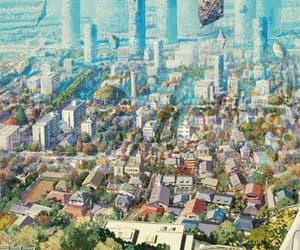 90s, gif, and Hayao Miyazaki image
