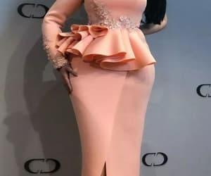 robe de soirée, mermaid evening dresses, and elegant evening dress image