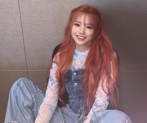 fromis_9, kpop, and hayoung image