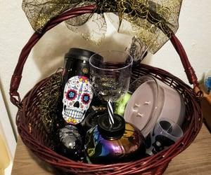 autumn, basket, and birthday image