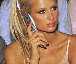 paris hilton, 2000s, and y2k image