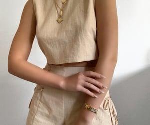 amazing, beige, and fashion image