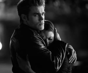 elena, Vampire Diaries, and stelena image