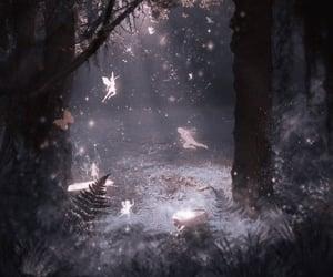 Fairies, outside, and fairytale image